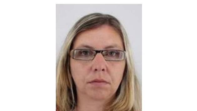 Pohřešovaná Drahomíra Velínská.