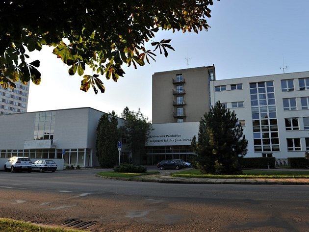 Dopravní fakulta, Univerzita Pardubice