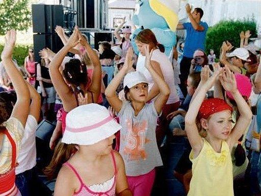 Dětský RWE super den v Pardubicích.
