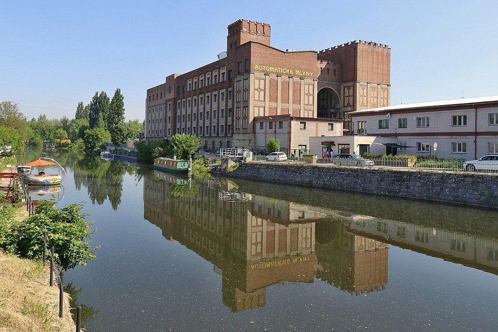 Automatické mlýny čeká velká rekonstrukce. Stanou se centrem umění.