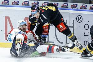 Hokejová extraliga: Pardubice - Litvínov