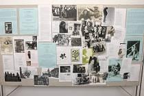 Výstava o historii beatové a rockové hudby na Přeloučsku v letech 1964-1989  v Kulturním a informačním centru města Přelouče.