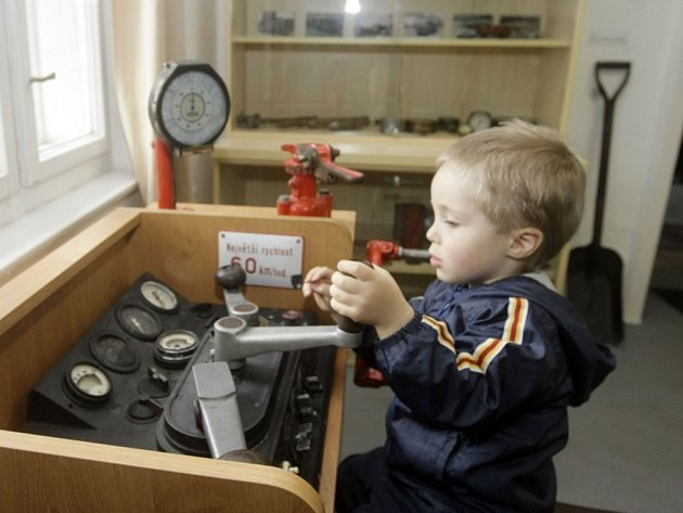 Železniční muzeum v Rosicích zajílo novou sezonu