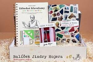 Balíčky Jindry Hojera.