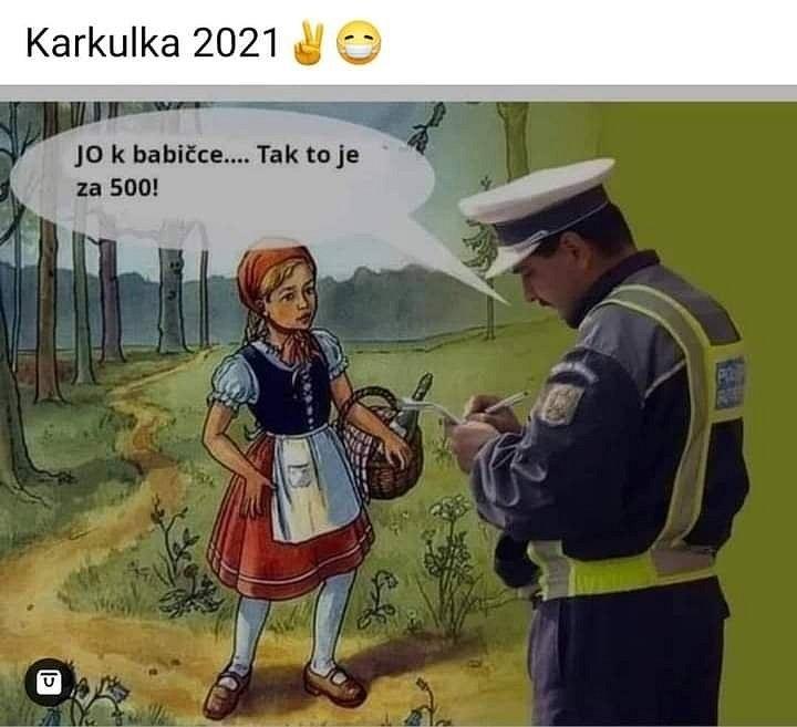 Vtipy o karanténě