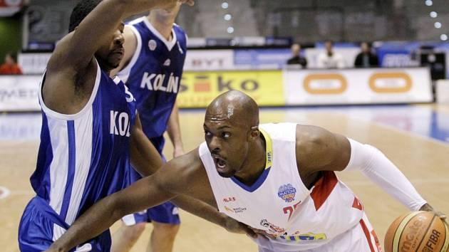 1. čtvrtfinále: BK JIP Pardubice – BC Kolín 89:57