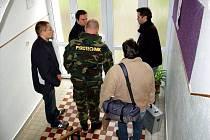 Porada vyšetřovatelů a pyrotechniků