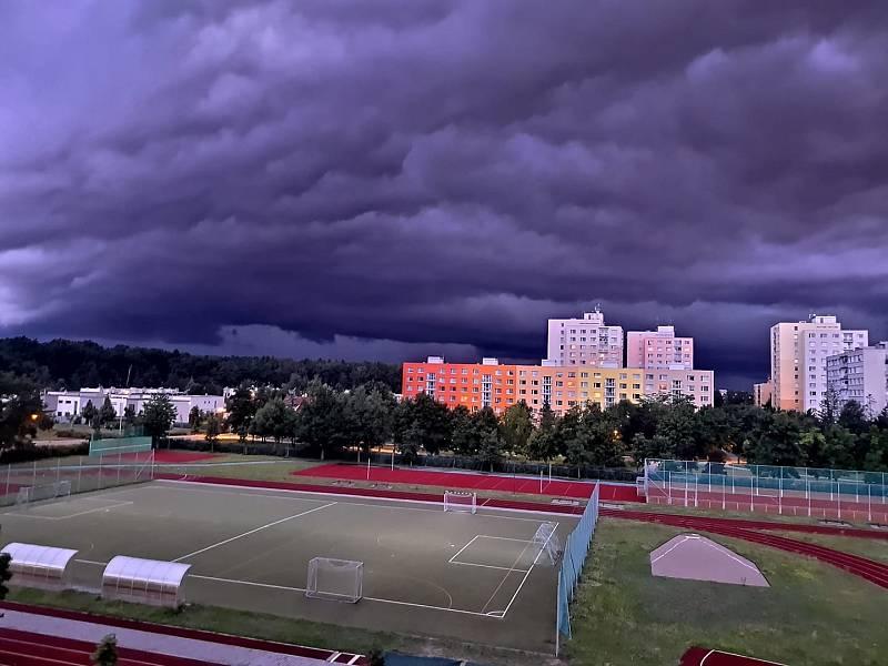 Pardubice - Dubina