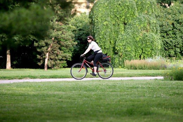 Soutěž Do práce na kole.