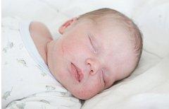 JAKUB ŠKALOUD se narodil 3. dubna v 9 hodin a 9 minut. Měřil 50 centimetrů a vážil 3600 gramů. Maminku Markétu podpořil u porodu tatínek František. Rodina bydlí v Dolních Ředicích. Doma na nového sourozence čeká patnáctiletý Honza.