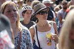 LétoFest na pardubickém dostihovém závodišti.