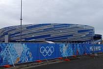 Šajba aréna v Soči