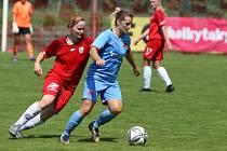 1. liga žen: FK Pardubice - SK Slavia Praha