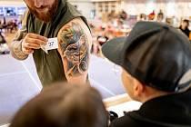Tattoo Event 2021 Pardubice.