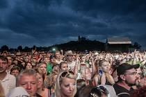 Kunětická hora a festival Hrady CZ