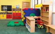U Mateřské školy Za Fontánou Přelouč vyrostl nový pavilon. Díky tomu se značně rozšířila kapacita
