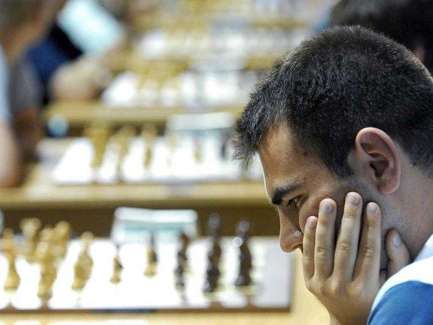 Nejvýše postavený hráč FIDE Shakhriyar Mamedyarov - Ázerbájdžán