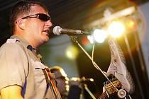 Pavel Milichovský - frontman punkové kapely Volant