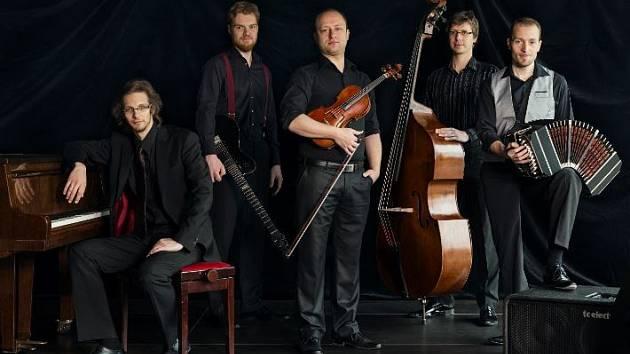 Escualo Quintet. Foto: archiv