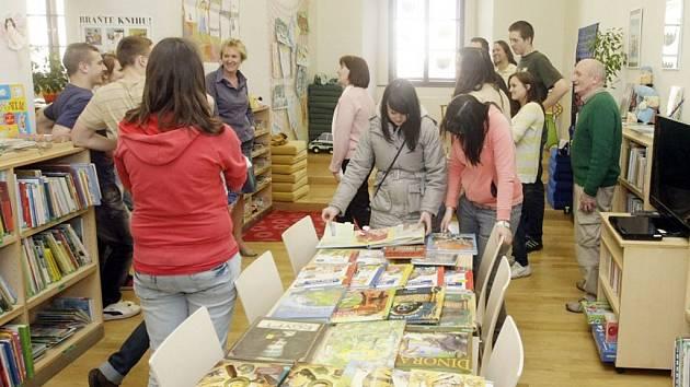 Den otevřených dveří pardubické knihovny