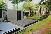 Vítězný návrh provedení rekonstrukce hrobky Jana Kašpara