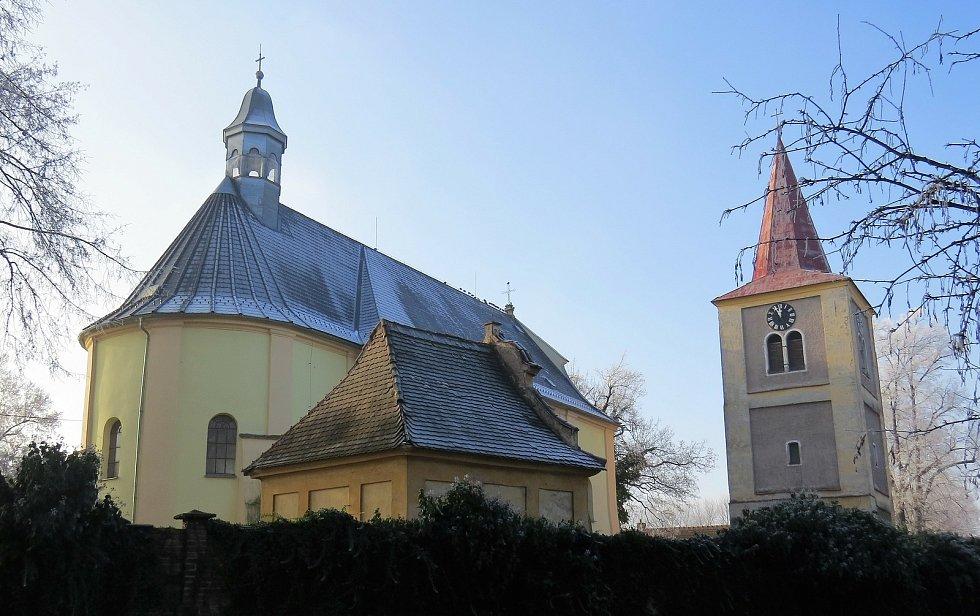 Jiří Žďárský navštěvoval Dolní Roveň rád a pravidelně.