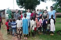 Čeští zdravotníci v Keni