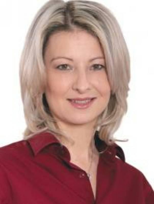 Květa Matušovská, poslankyně, lídryně KSČM v Pardubickém kraji.