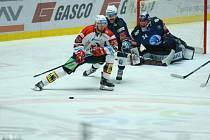 Hokejová extraliga - 23. kolo: Pardubice - Plzeň 4:3 po prodloužení
