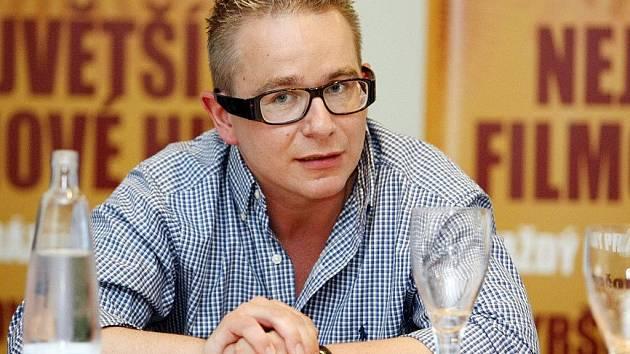 Provozovatel Letního kina Jan Motyčka
