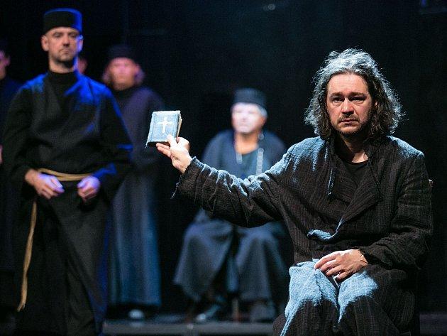 Ladislav Špiner jako Rasputin