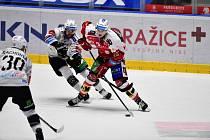 Hokejová extraliga - 9. kolo: HC Dynamo Pardubice - HC Energie Karlovy Vary