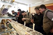 Mezinárodní výstava kamenů, šperků z nich i zkamenělin v Pardubicích