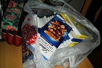 Ukradené čokolády měly hodnotu přes tři tisíce.