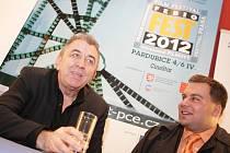 Febiofest v Pardubicích zahájil režisér Fero Fenič.