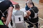 Uchazeči musí v testu ve čtyřech disciplínách získat alespoň třicet šest bodů. Minimum z každé disciplíny jsou body čtyři.