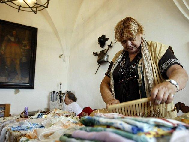 Řemeslné trhy na Kuňce