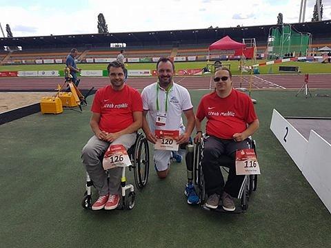 Atleti bez bariér uspěli v Berlíně.