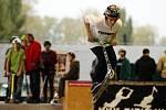 Skatepark se stal dějištěm evropského šampionátu v koloběžkách.