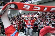 Ilustrační foto. Fanoušci HC Dynamo Pardubice