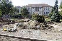 Sídliště Dukla a Višňovka v Pardubicích procházejí řadou rekonstrukcí