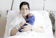 VIKTOR TUŠL se narodil  16. března v 16 hodin a 55 minut. Vážil 2970 gramů a měřil 49 centimetrů. Maminku Ivu podpořil při porodu tatínek Martin. Bydlí v Pardubicích a doma na ně čeká  tříletá Olga.