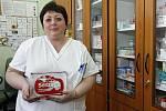 V kategorii sestra v nemocniční a ambulantní péči zvítězila vrchní sestra kardiologického oddělení pardubické nemocnice Jiřina Špelinová.