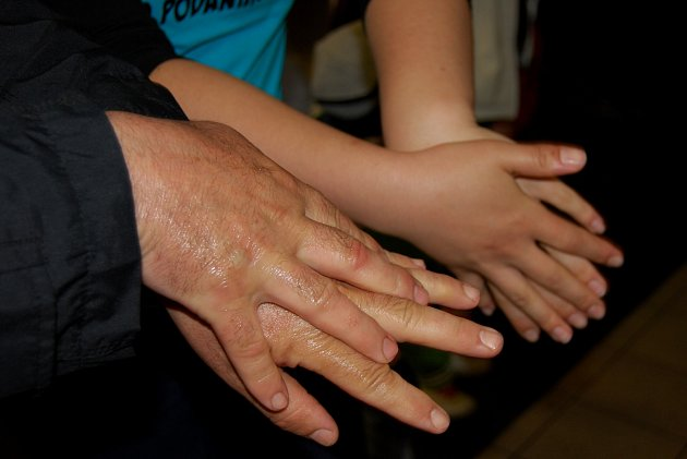 Den hygieny rukou.