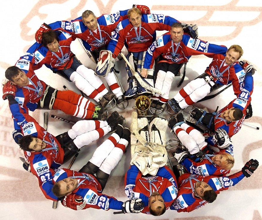 Pardubickým sledge hokejistům začíná nová sezóna.