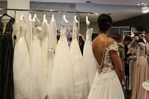 Akce pro nevěsty.