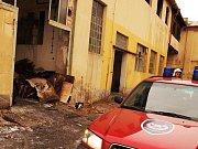 Policisté v úterý brzy ráno provedli kontrolu osob, zdržujících se v areálu pardubciké Prokopky.