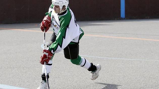 Hokejbal - Ilustrační foto