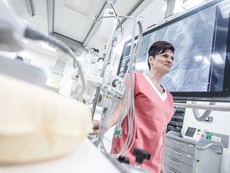 Otevření kardiologického centra Agel v pardubické nemocnici