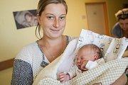 NIKOLA NEUMANOVÁ se narodila 16. srpna ve 4:52 hodin. Vážila 3,13 kilogramů a měřila 48 centimetrů. Doma v Přelouči  se na ni těší maminka Veronika, tatínek František a bratr Michal (3,5).